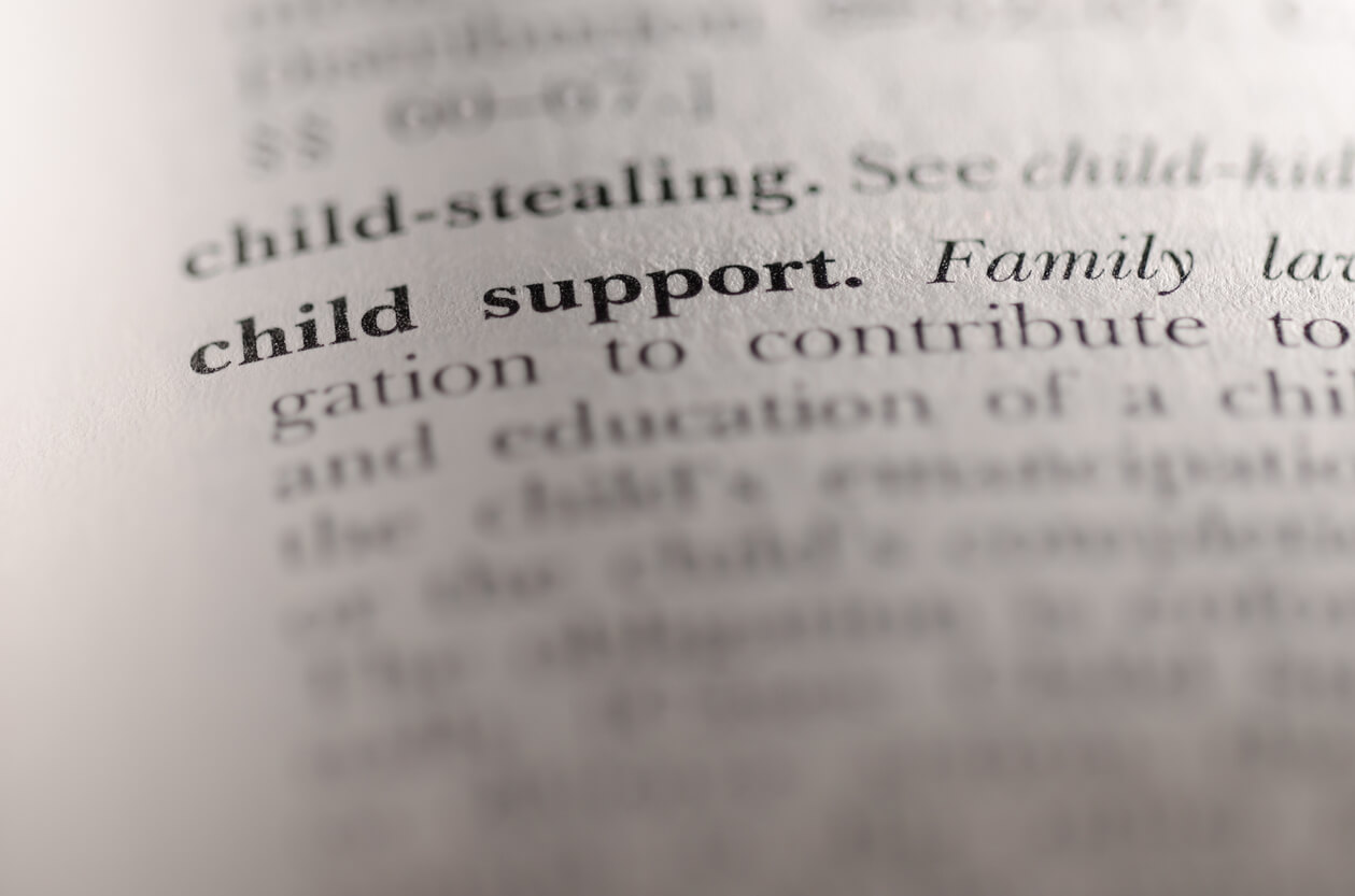 Child support: a new law in 2018 42